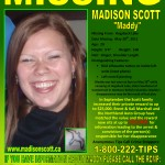 Maddy Poster Green Yellow