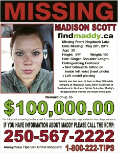 Maddy Missing2 Mar14