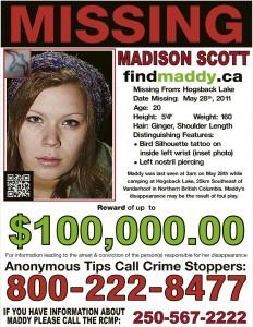 Maddy Poster1 QC Code  Jn14