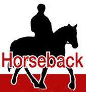 horseback clipart