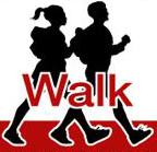walk clipart