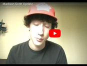 Dylan Ferris another video plea to help find Madsion Scott