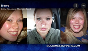 Crime Stoppers: Mysterious disappearance of Madison Scott (from Global News)